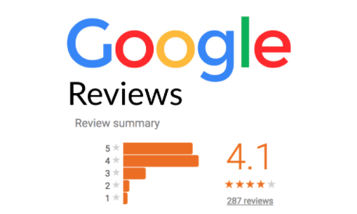Google My Bussines review